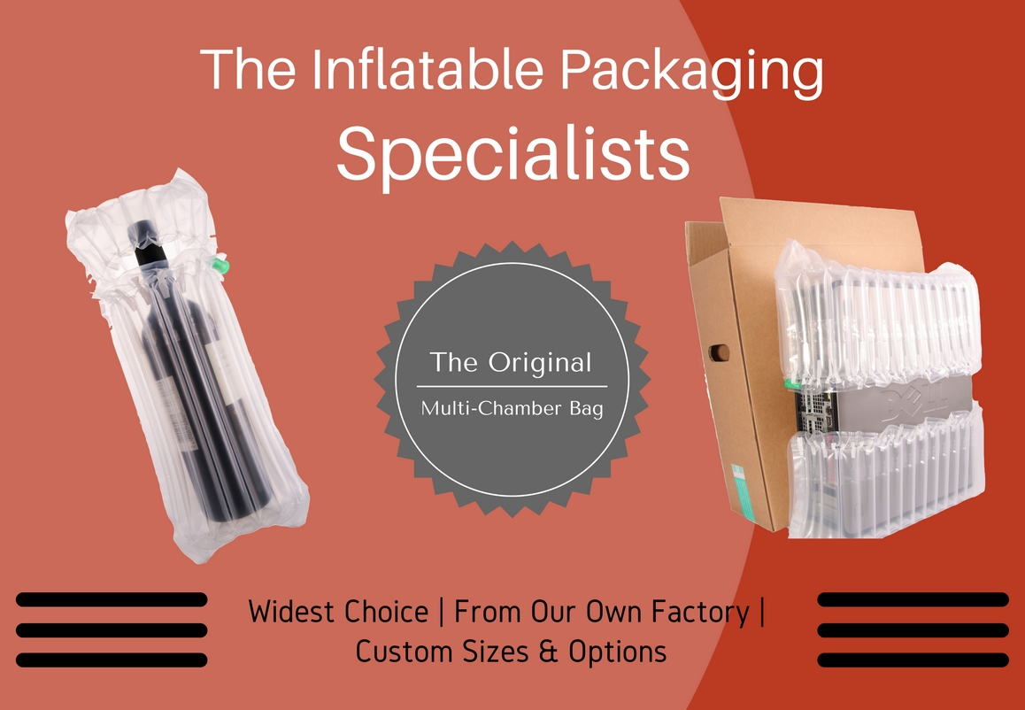 Inflatable Packaging | Airpack