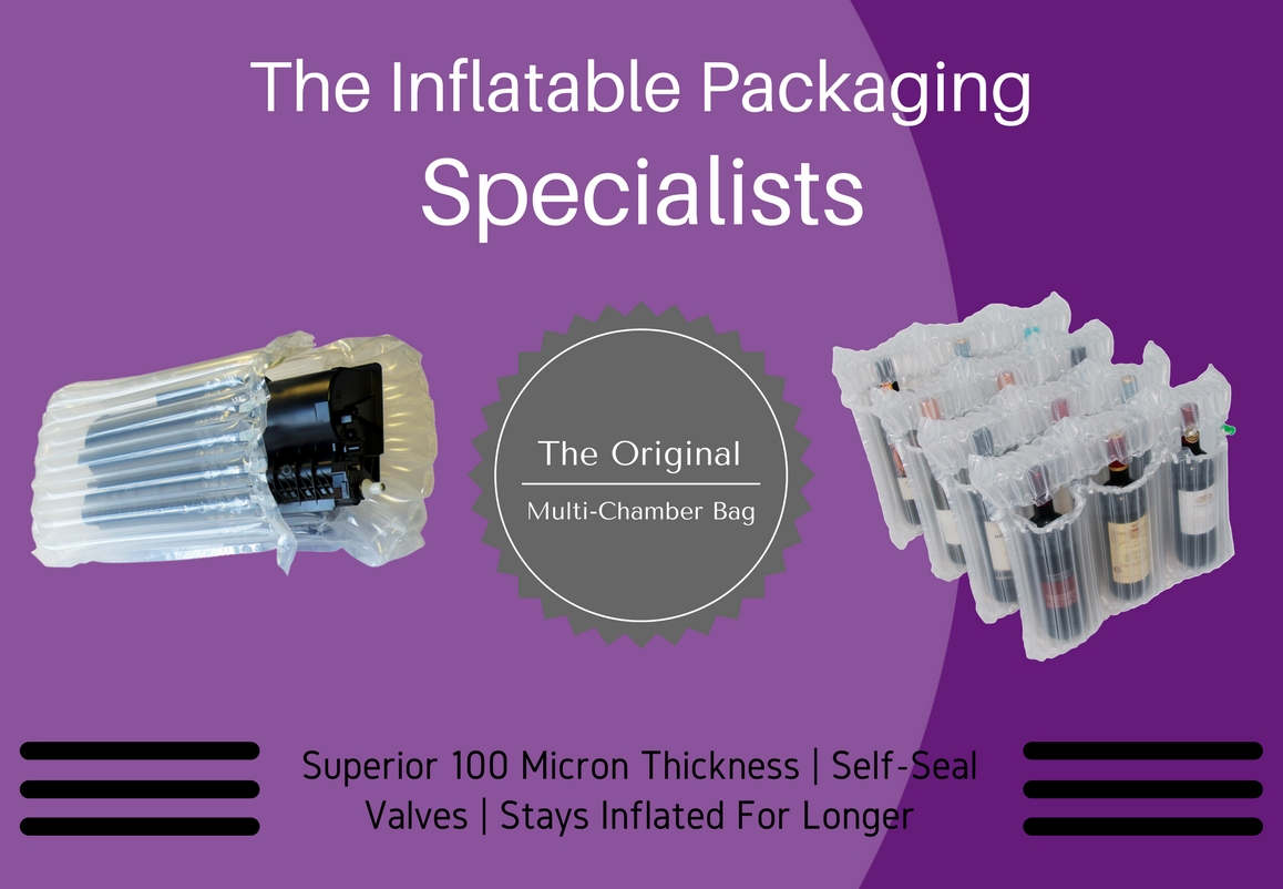 Inflatable Packaging | Packaging | Air