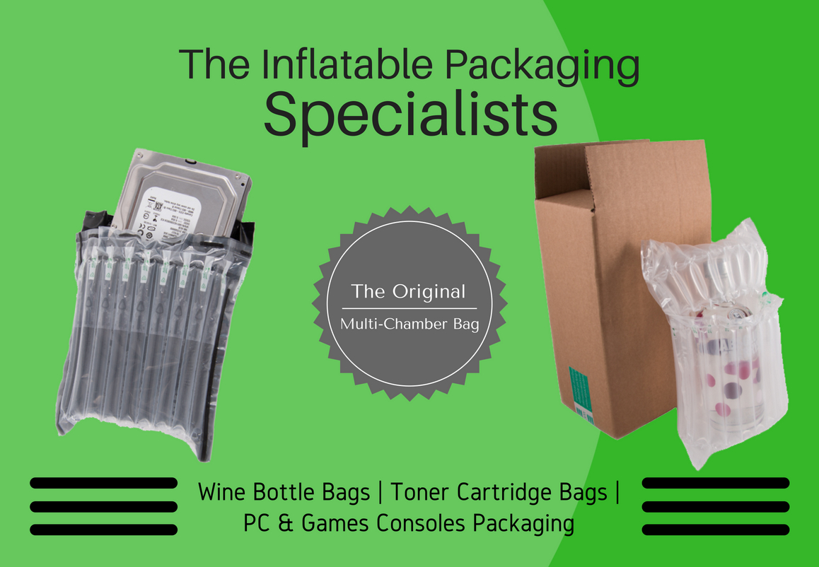Inflatable Packaging Supplier | Protective Packaging | AirPack Systems