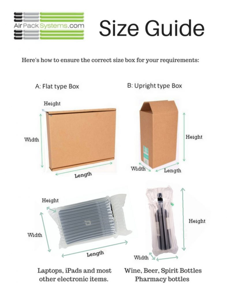 AirPack Packaging | Air Cushion Protection | Packaging