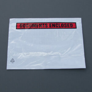 Documents Enclosed Wallet | Packaging Supplies
