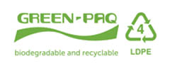 Green-Paq Biodegrable Plastic | Inflatable Packaging for Wine