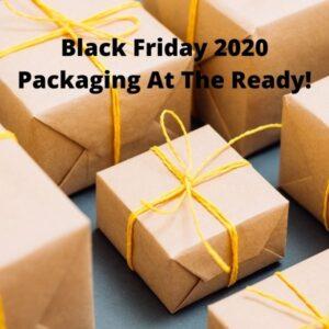 Black Friday | Packaging