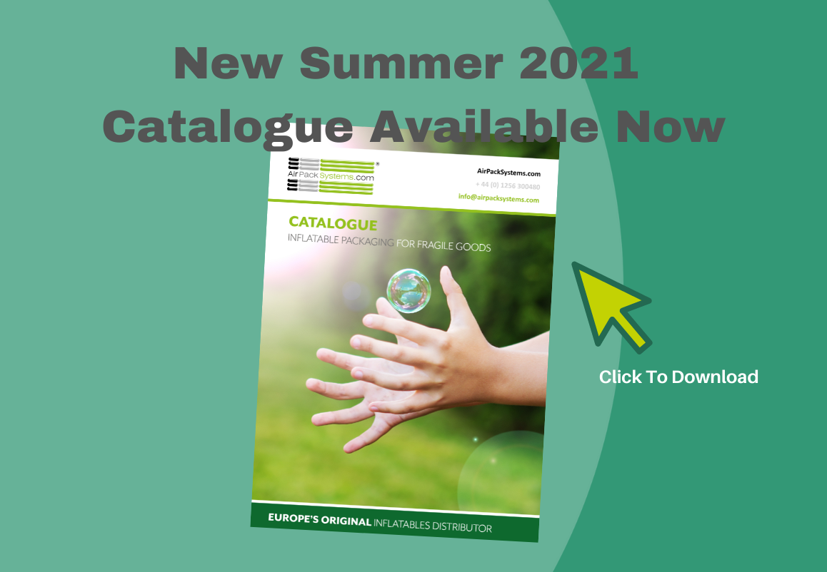 Inflatable Packaging Products Catalogue | Inflatable Packaging